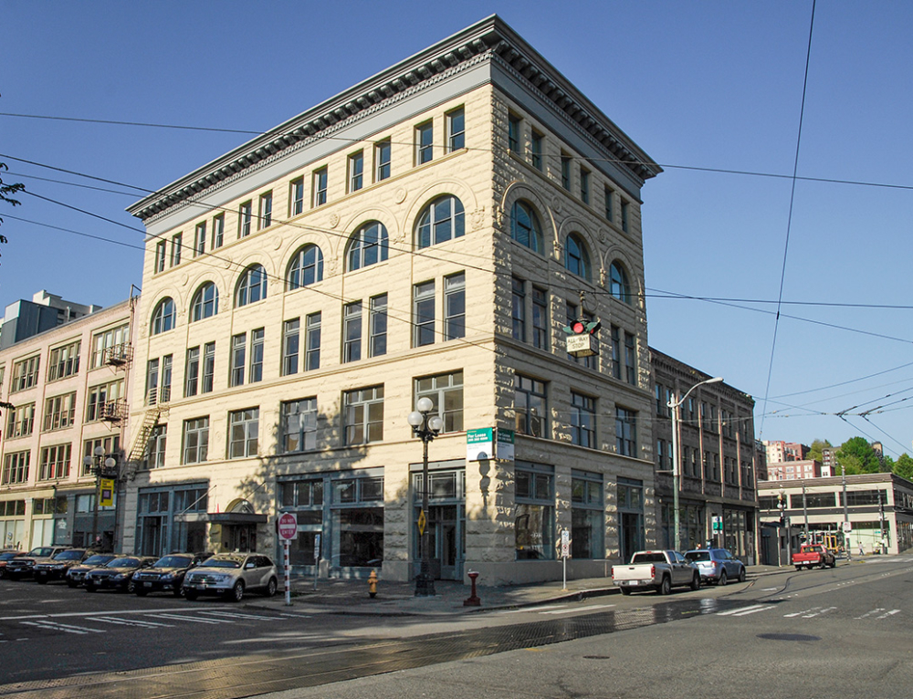 Pacific Commercial Building | Pioneer Square