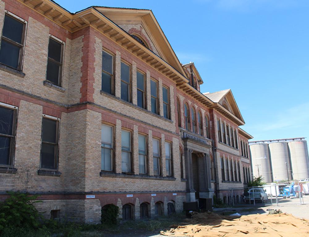 McKinley School | Union Park Market